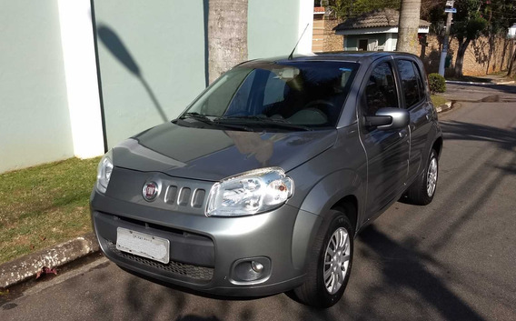 Fiat Uno Vivace 1.0 2012 - Completo