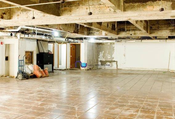 Loja Para Alugar, 211 M² Por R$ 11.906/mês - Bela Vista - São Paulo/sp - Lo0056