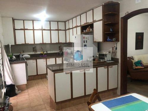 Imagem 1 de 30 de Casa Térrea Prox Ao Liceu - Ca1530