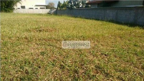 Terreno À Venda, 700 M² Por R$ 1.000.000,00 - Condomínio Reserva Do Paratehy - São José Dos Campos/sp - Te1654