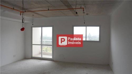 Conjunto Para Alugar, 306 M² Por R$ 12.000,00/mês - Santo Amaro - São Paulo/sp - Cj1443