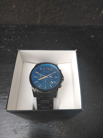 Reloj Armani A/x Nuevo Con Correa Metalica.