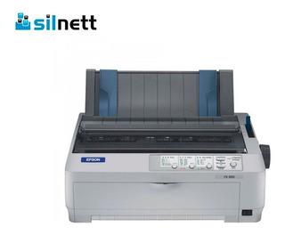 Impresora Cheques Epson Fx890 Hectografico Reacondicionado
