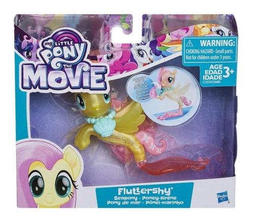 My Little Pony The Movie Pony De Mar Fluttershy Orig Hasbro