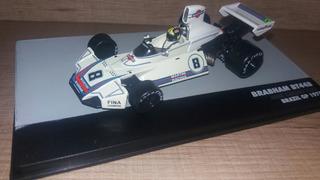 Miniatura F1 Brabham Bt 44b 1:43 Gp Brasil 1975 1:43 Pace