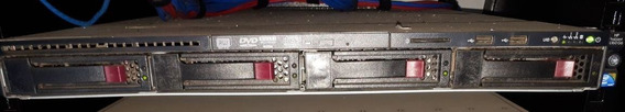 Servidor Hp Dl160 G6 Usado (em Operação), 3 Hd 2tb, 16gb Ram