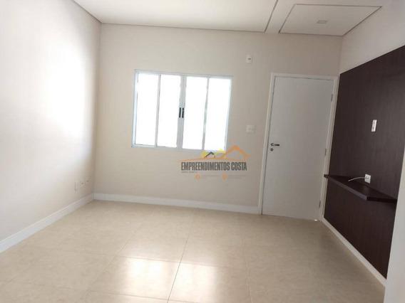 Casa Com 2 Dormitórios À Venda, 111 M² Por R$ 395.000 - Condomínio Vila Bella - Itu/sp - Ca1379