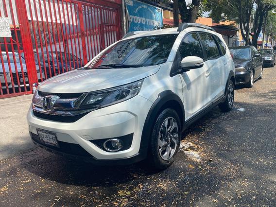 Honda Br-v 2018 Prime Unica Dueña Factura Original Exigentes