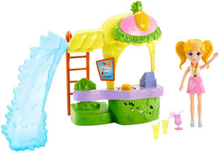 Polly Pocket Stand De Smoothies