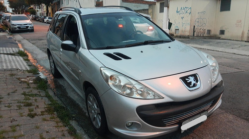 Imagem 1 de 10 de Peugeot 207 Sw Automático