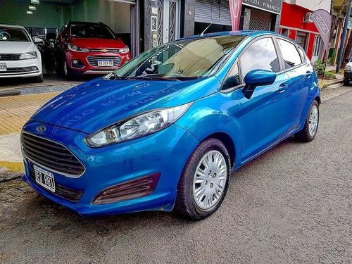 Ford Fiesta 1.6 S 2014 Fianancio Permuto