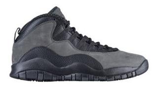 Zapatillas Jordan Retro 10 Black Gris