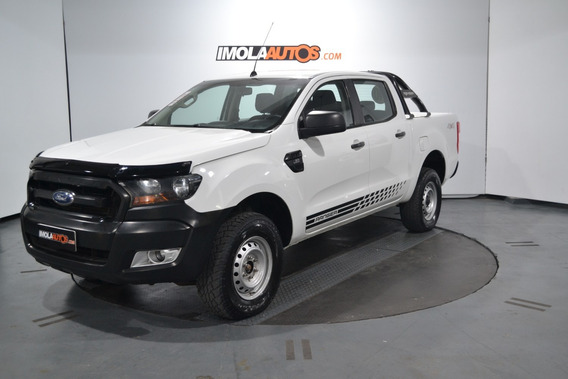 Ford Ranger 2.2 Tdi D/c 4x4 Xl Safety 2017 -imolaautos-