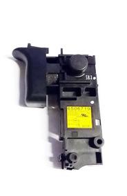 Chave Interruptor P/ Martelete M8700g/mhr200 Makita Original