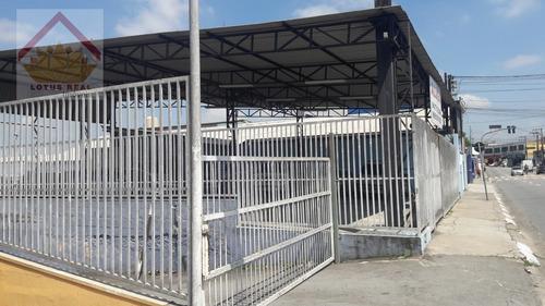 Galpão/pavilhão Para Alugar No Bairro Vila Hulda Em - 854-2