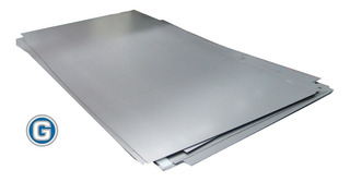 Chapa Lisa Del 20 (0.90 Mm) 1.22x2.44mt Dd Laf - Gramabi Hoja Calibre 20 Laminada En Frio Doble Decapada 1220 X 2440 Mm