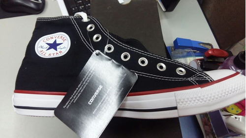 Tenis All Star Preto Chuck Taylor