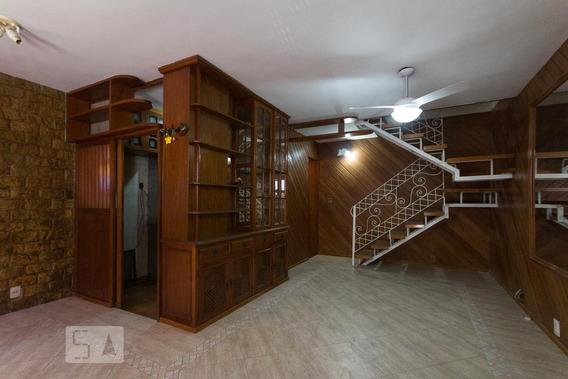 Casa Para Aluguel - Jardim Oceânico, 3 Quartos, 121 - 893017411