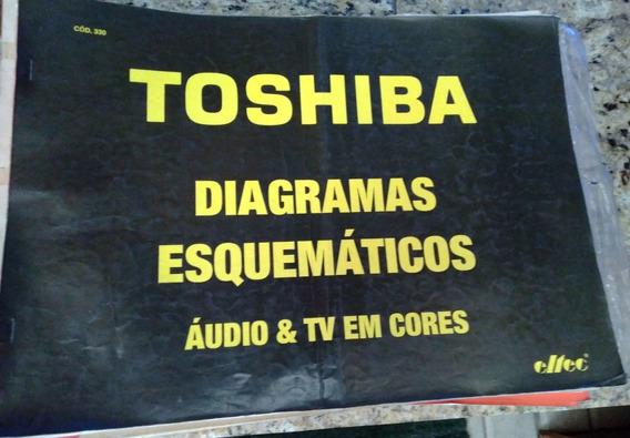 Manua Lesquema Elétrico Semp Toshiba Audio, Tv, Videocassete