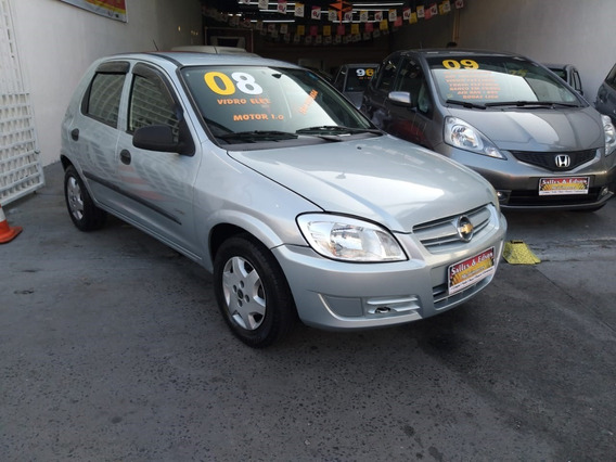 Chevrolet Celta Spirit 1.0 Flex 5portas 2007/2008