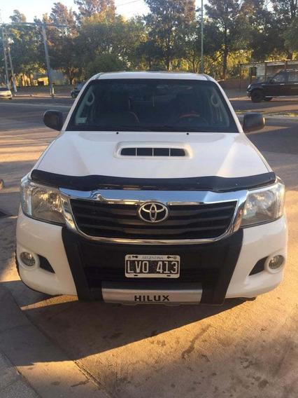 Toyota Hilux 3.0 Dc 4x2 Srv Unica Por Su Estado