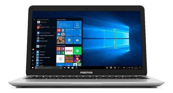 Notebook Positivo Motion Processador Intel® Core I3 Tela 14