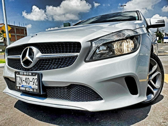 Mercedes-benz Clase A 2017 1.6 200 Cgi Style Mt