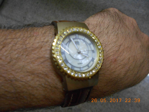 Relógio - Bt Nickel Free - Hr-805 - Quartzs