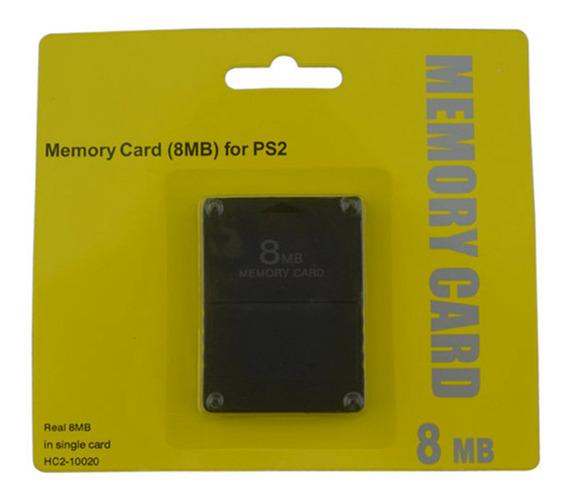 Para Sony Playstation 2 Ps2 8mb 16mb 32mb 64mb 128mb 256mb C