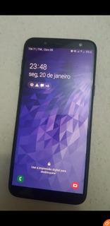 Samsung J6 64gb Em Estado De Novo