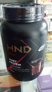 Hnd Whey Protein Chocolate 908g + Brinde + Frete Gratis