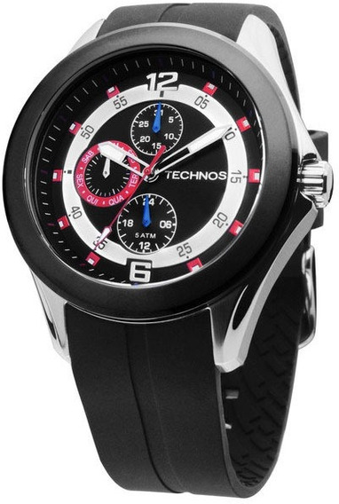 Relógio Technos Racer 6p27df/8r