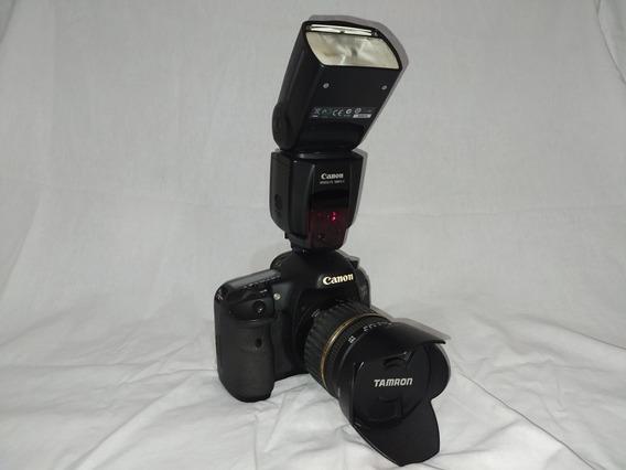 Câmera Canon 7d Em Perfeito Estado De Conservação. (usada)