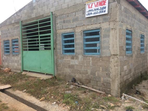 Nave Industrial Hato Nuevo De Manoguayabo