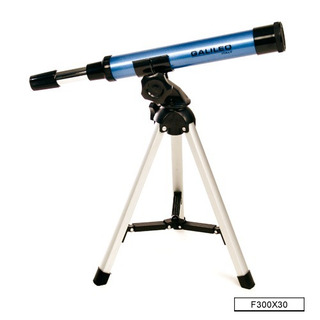 Telescopio 30x Galileo Cod F300x30 Con Tripode