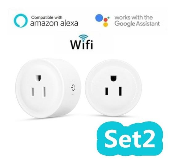 Set2 Enchufe Inteligente Smart Socket Wifi Alex