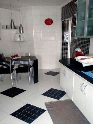Apartamento À Venda, 110 M² - Vila Valparaíso - Santo André/sp - Ap0447 - 67855218