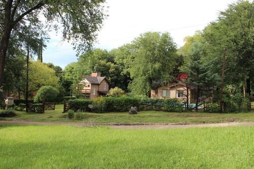 Cabaña Casa Vendo O Permuto Villa General Belgrano