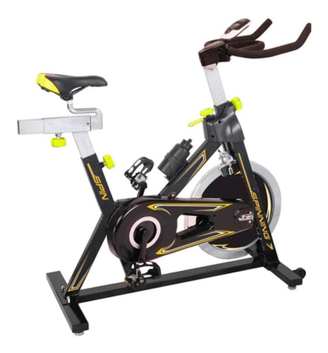 Bicicleta Spinning Marca York Gym