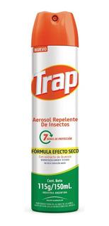 Trap Aerosol Repelente De Insectos X 150ml