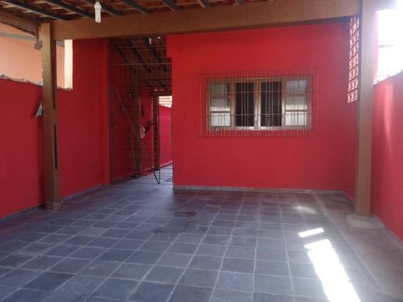 Casa Em Mongaguá Só R$ 120 Mil Financiamento Bancário 6877 C
