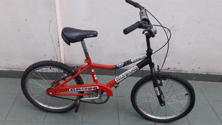 Bicicleta Bassano Cross Niño Rodado 16 Usado