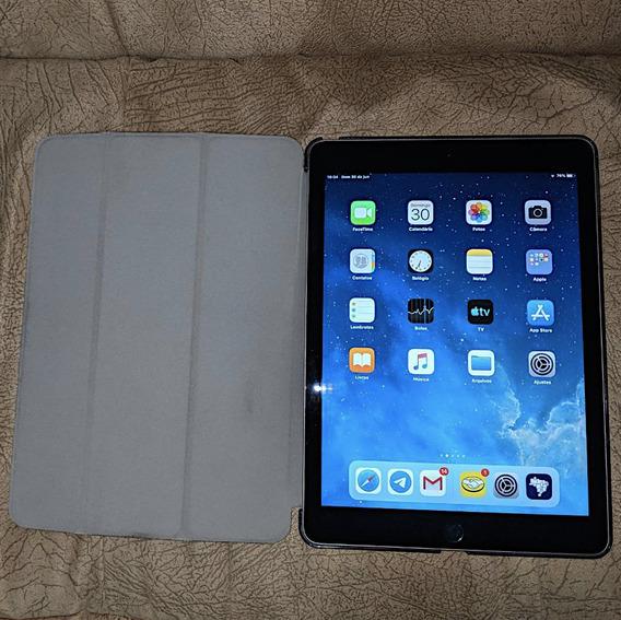 iPad Pro 32gb 9,7 Cinza Wi-fi A1673 Com Capa