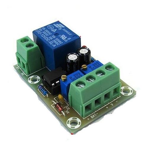 Modulo Control Carga Bateria Acida 12v Xh-m601 Para Carro