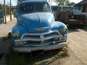 Chevrolet/gm Suburban 54 (raríssima 3 Portas) No Estado