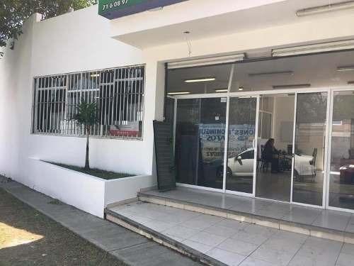 Oficina Comercial En Renta Tranca De Tubos Zacatepec