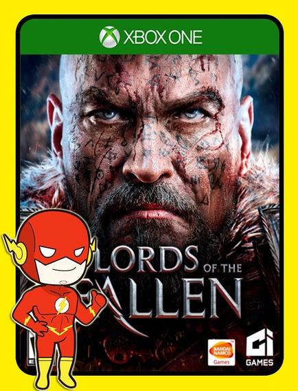 Lords Of The Fallen Xbox One - 25 Dígitos (envio Flash)