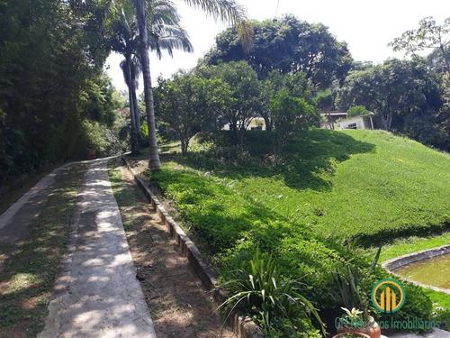 Imagem 1 de 15 de Casa Nova 4 Domitórios Terreno De 3.741 M2 Condomínio Renoir - W1249