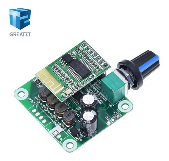 Bluetooth 4.2 Tpa3110 15w + 15w Digital Placa Amplificador