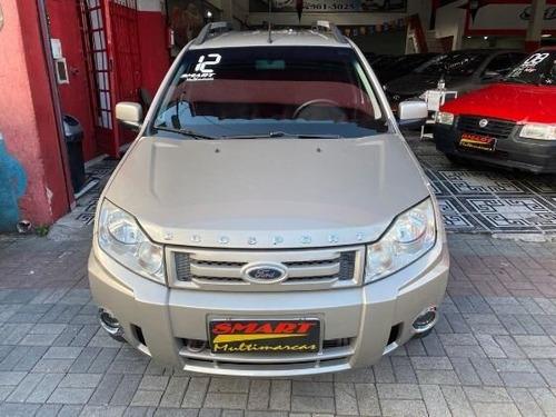 Ford Ecosport Xlt 2.0 16v (flex) 2012/2012 Prata